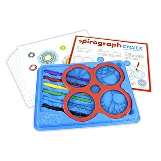 Spirograph Cyclex Play Kit - multi
