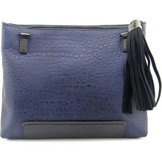 French Connection Camden Clutch Synthetic Messenger - Blue