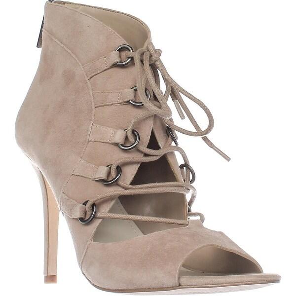 BCBGeneration Deirdra Lace-up Fashion Sneaker, Sand - 8.5 us / 38.5 eu