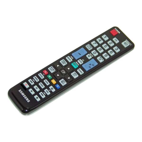OEM Samsung Remote Control Originall Shipped With: UN40D6000SR, UN40D6000SRXAA, UN46D6000, UN46D6000SR, UN46D6000SRXAA