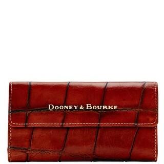 Dooney & Bourke Denison Continental Clutch Wallet (Introduced by Dooney & Bourke at $168 in Oct 2015)