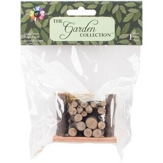 "Fairy Garden Wood Pile-2.5"""