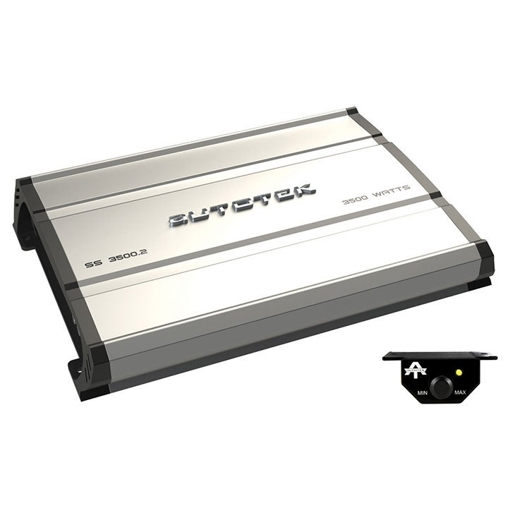 PRECISION POWER ICE1600.4 4-CHANNEL 1600W COMPONENT SPEAKERS TWEETERS AMPLIFIER