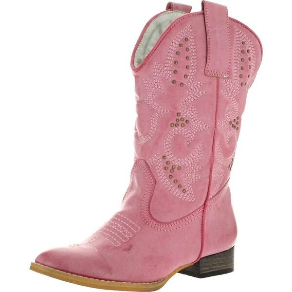 Volatile Girls Grit 2 Cowboy Fashion Boots
