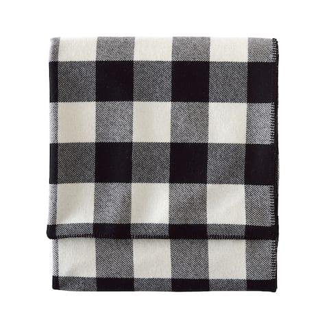 Pendleton Rob Roy Ivory Eco-wise Washable King Blanket