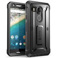 SUPCASE Nexus 5X Unicorn Beetle Pro Protective Case - Black/Black