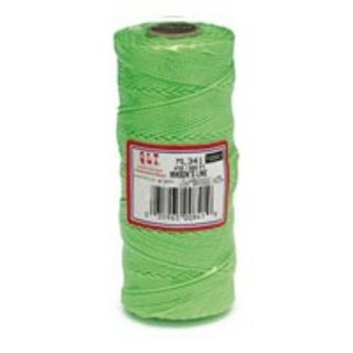 Marshalltown ML341 Braided Nylon Mason's Line 500', Green