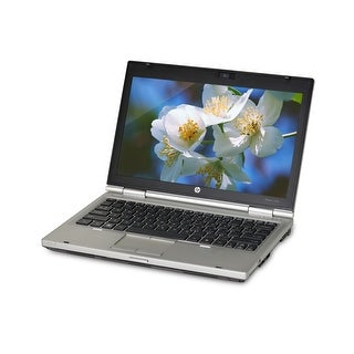 HP EliteBook 2560P 12.5-inch 2.3GHz Intel Core i5 CPU 4GB RAM 320GB HDD Windows 10 Laptop (Refurbished)