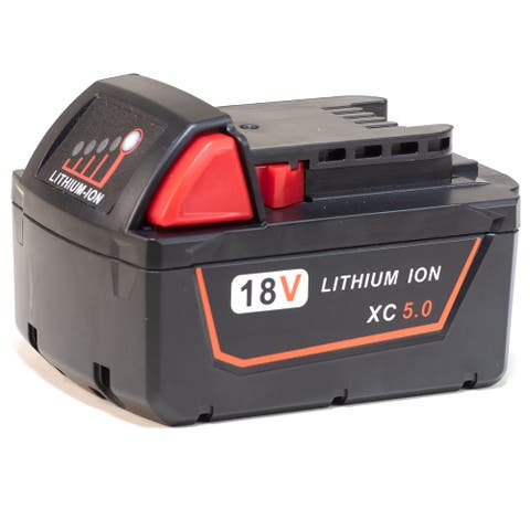Replacement for Milwaukee 2767-20 Power Tool Battery - 48-11-1850 18v 5000mah