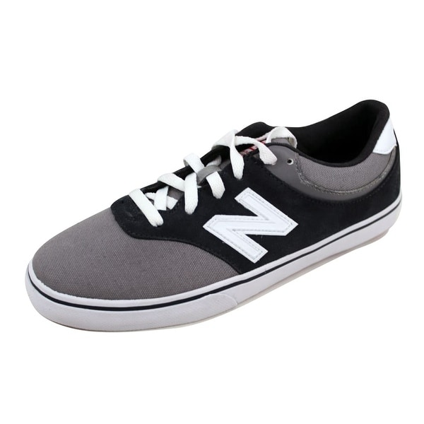 New Balance Men's Quincy 254 Magnet Grey/Micro Grey Quincy-254 Size 9