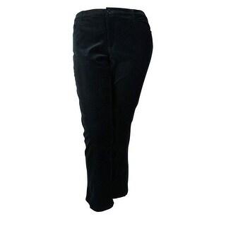 Lauren Ralph Lauren Women's Velvet Slimming Fit Pants - 2p