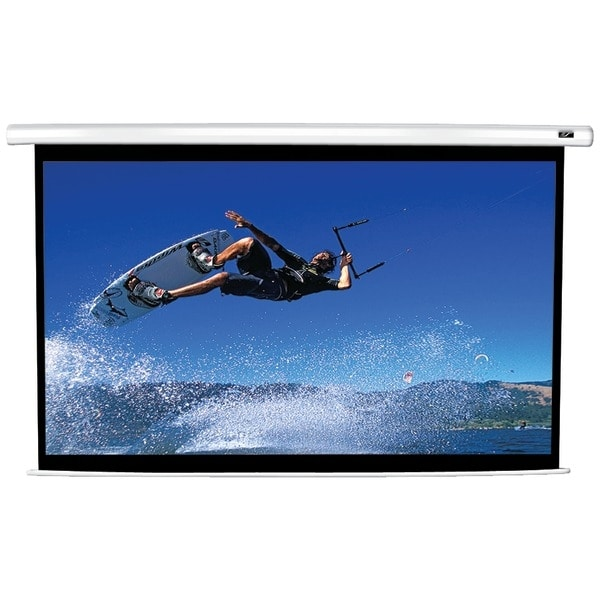 "Elite Screens Vmax100Xwh2 Vmax2 Series Electric Screen (100""; 49"" X 87.2""; 16:9 Hdtv Format)"