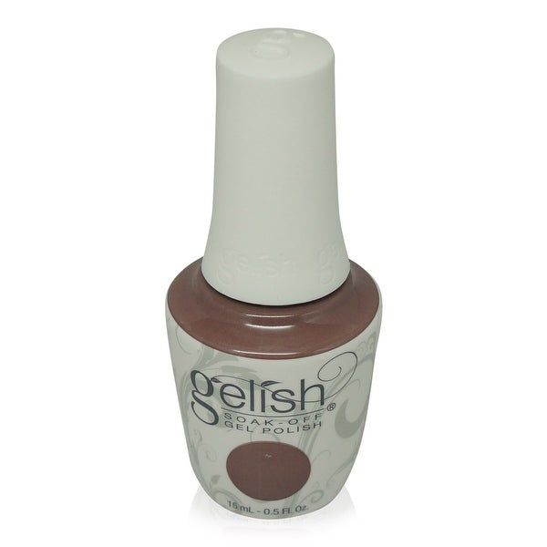 Gelish - Soak-Off Gel Polish Taupe Creme -I Or-Chid You Not