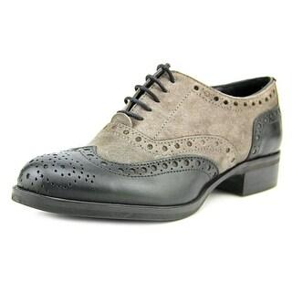 Francesconi Gesture Wingtip Toe Leather Loafer