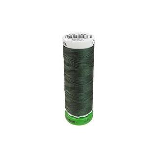 723860 269 Gutermann Recycled Thread Poly 100m Khaki Green