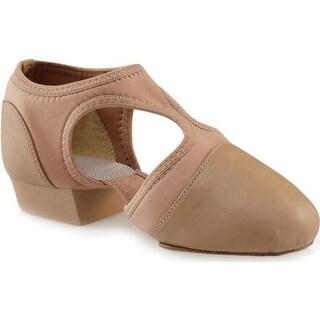 Capezio Dance Girls' Pedini Femme PP323C Caramel