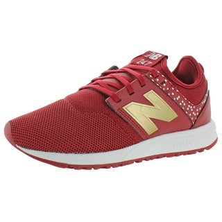 Link to New Balance Women's WRL247 Mesh REVlite Athletic Sneakers Shoes Similar Items in Women's Shoes