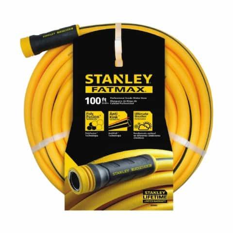 StanleyA BDS6652 FatmaxA¢ Professional Grade Water Hose, 100'