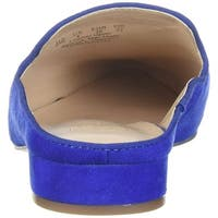 Franco Sarto Womens samanta2 Round Toe Casual Slide Sandals
