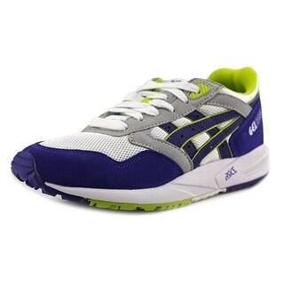 Asics Gel Saga Youth Round Toe Synthetic White Walking Shoe