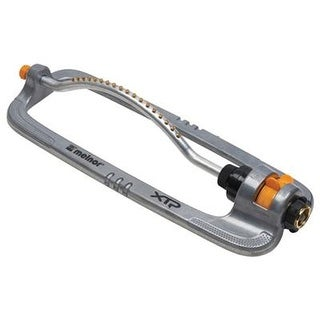 Melnor Xt Metal Turbo Oscillating Sprinkler; Waters Up To 3900 Sq. Ft.