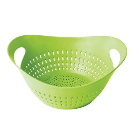 Architec HCLG Homegrown Gourmet Harvest Colander, Green, 7 Quart