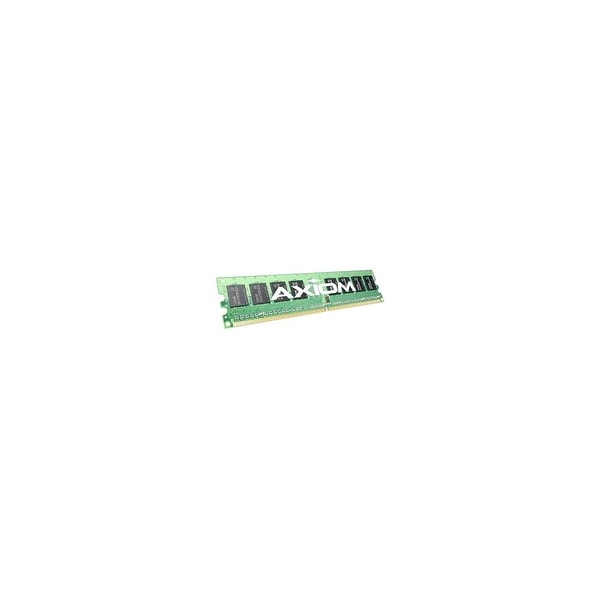 Axion 343057-B21-AX Axiom 4GB DDR2 SDRAM Memory Module - 4GB (2 x 2GB) - 400MHz DDR2-400/PC2-3200 - ECC - DDR2 SDRAM - 240-pin