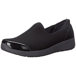 Easy Spirit Womens Funrunner Low Top Slip On Walking Shoes