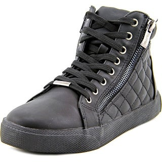 Wanted Perry Women Round Toe Synthetic Black Sneakers