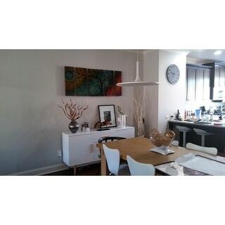 scandinavian lifestyle white texas sideboard free. Black Bedroom Furniture Sets. Home Design Ideas