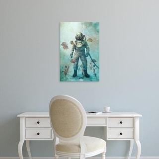 Easy Art Prints Terry Fan's 'Deep Sea Garden' Premium Canvas Art