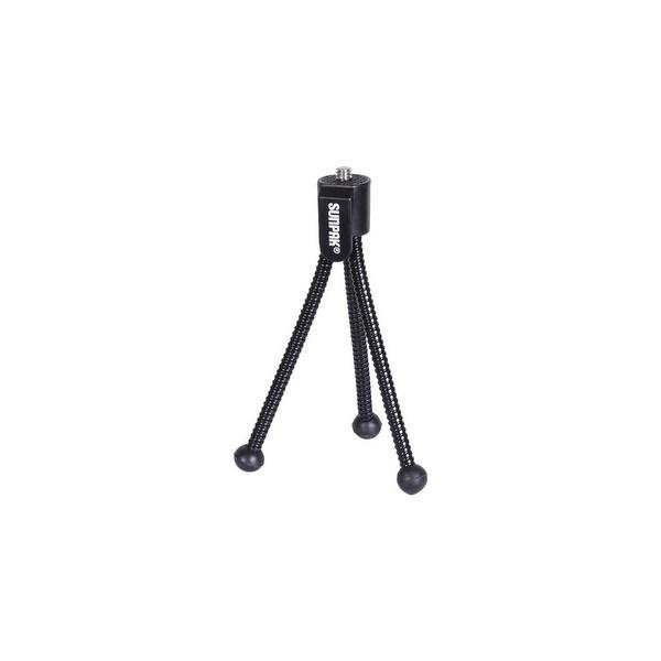 SUNPAK SPK620786B Sunpak 5 Inch Flex Leg Mini-Spider Tripod