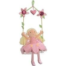 Gund Wall-to-Wall Plush Fairy on Swing 9.5 Inch