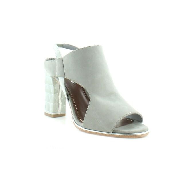 Donald J Pliner Katya Women's Heels Light Grey - 9