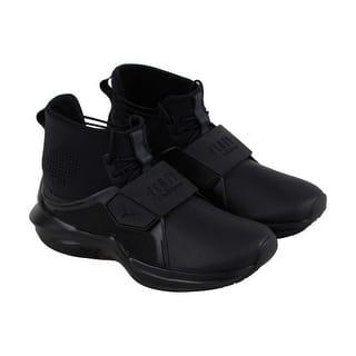 34aa3145f8c Puma Womens Fenty by Rihanna Riri Black Hi By Fenty 19039801 Athletic Shoes