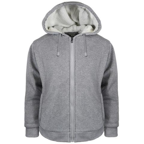 Victory Outfitters Ladies Knit Fleece Zip Up Hoodie