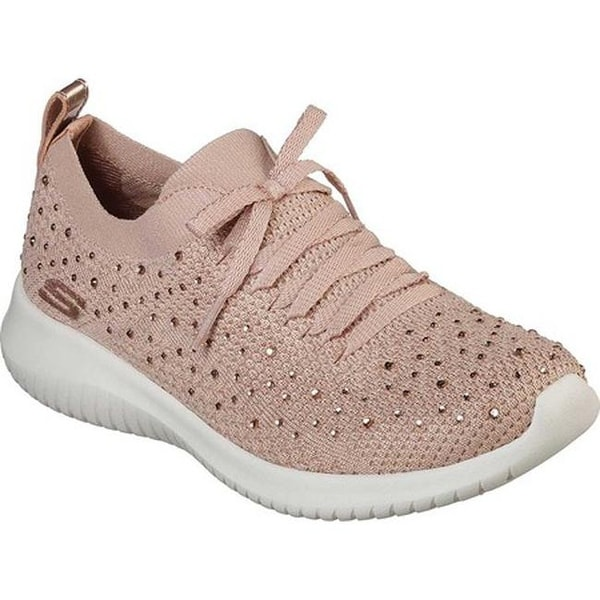 Ultra Flex Strolling Out Sneaker Rose