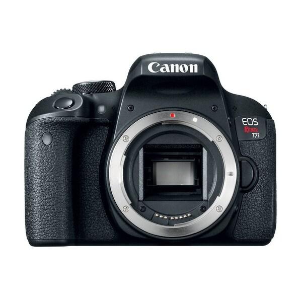 Canon EOS Rebel T7i DSLR Camera. Opens flyout.