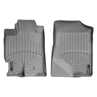WeatherTech Acura RDX 2007-2012 Grey Front Floor Mats FloorLiner 461171