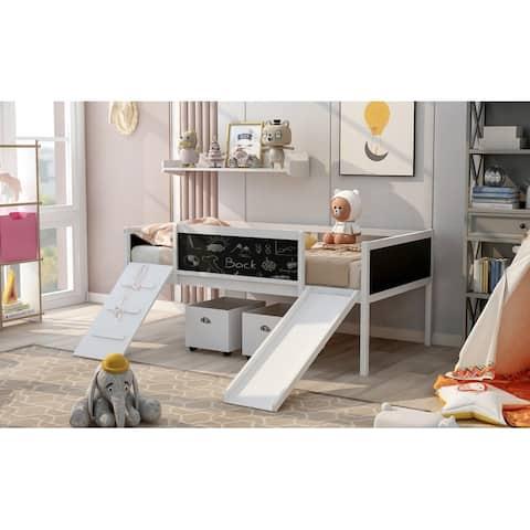 Zeferino Twin Platform Loft Bed