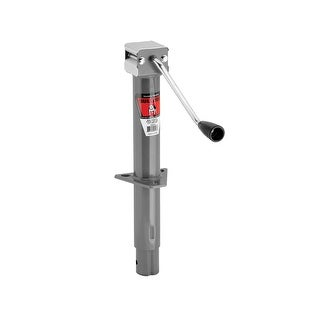 "Bulldog 155157 A-Frame Trailer Jack, 13"" Long, 2,000 Lbs Lift Capacity"