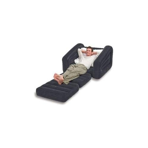 Intex 68565e inflatable pull out chair