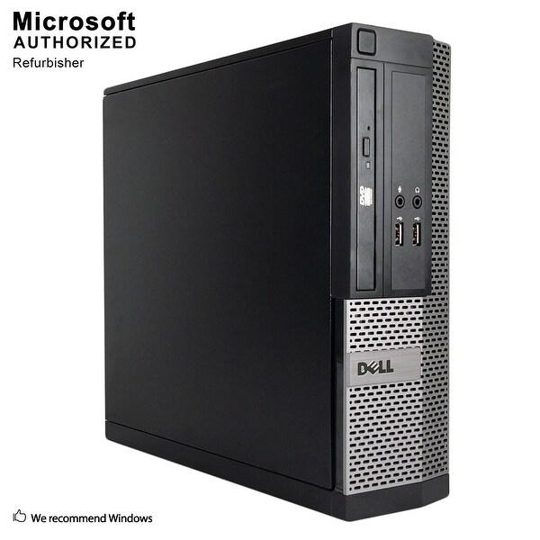 Dell Optiplex 3020 SFF Intel i5-4570 3.20GHz, 16GB RAM, 240GB SSD, DVD, WIFI, BT 4.0, HDMI Adapter, WIN10P64(EN/ES)