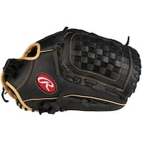 "Rawlings Shut Out 12.5"" Finger Shift Fastpitch Outfield/Pitcher Glove (RHT)"