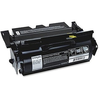 Lexmark Toner Cartridge - Black 64075SW Toner Cartridge - Black
