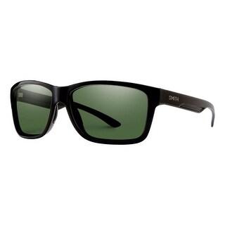 Smith Optics Sunglasses Mens Lifestyle Drake Polarized Black DKCP - One size