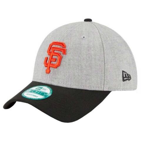 6545823beae6a New Era 2018 MLB San Francisco Giants Baseball Cap Hat 9Forty 940 Adjustable