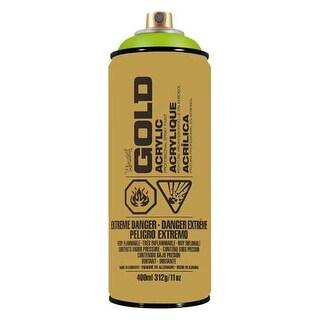 Montana Cans - Montana GOLD Spray Color - Canadian Label - 100% Magenta