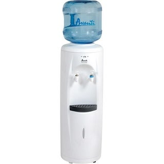 Avanti WD360 Water Cooler and Dispenser - White
