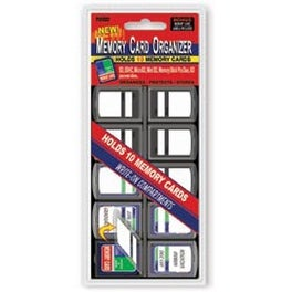Memory Card Organizer-